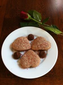 HeartBeet Cookies